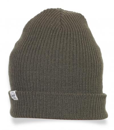 Классная мужская шапка Herschel