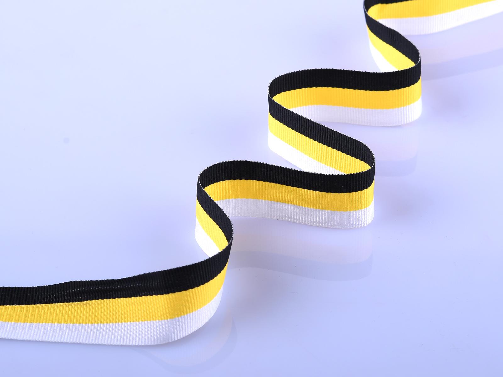 Имперская черно-желто-белая лента