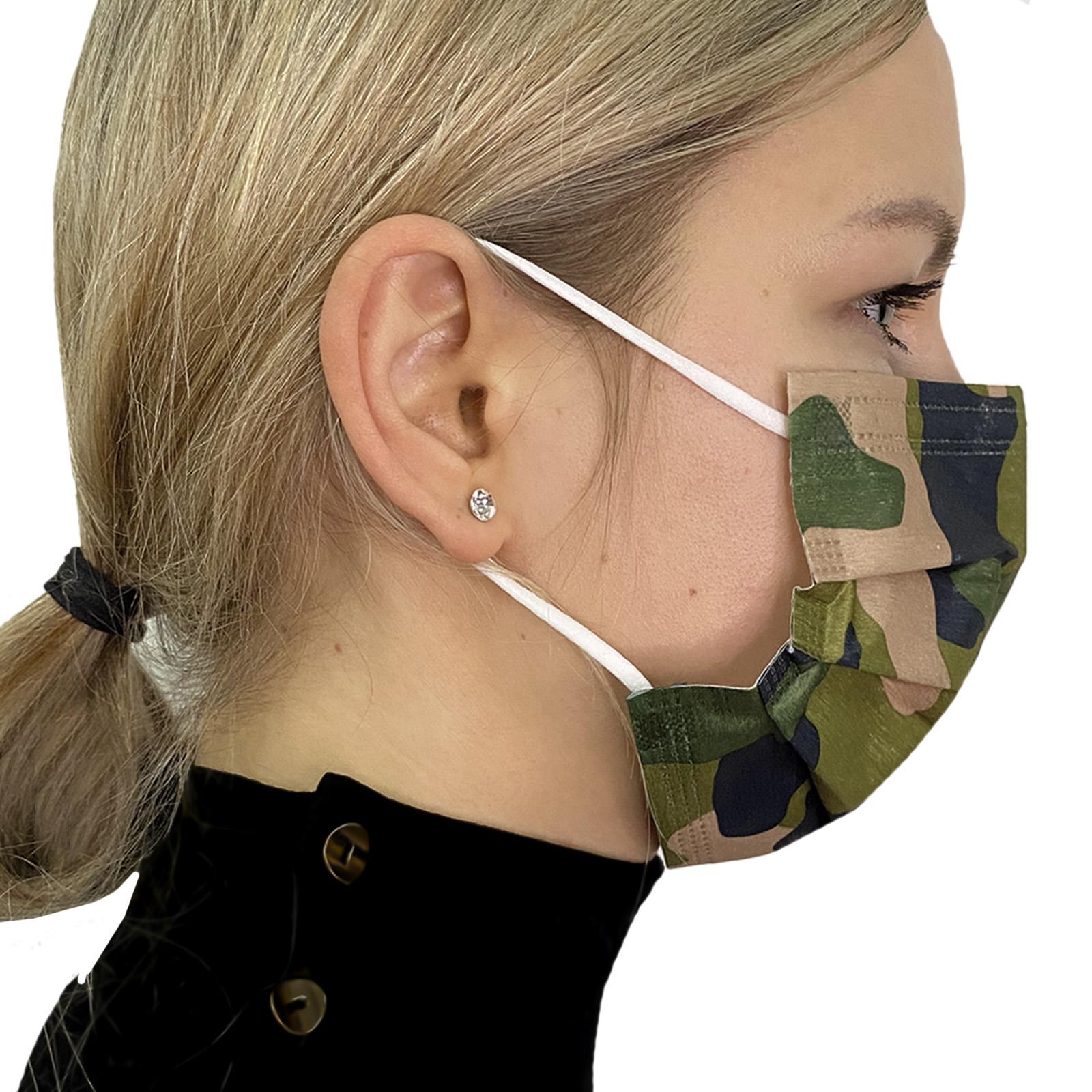 Военные многоразовые медицинские маски