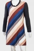 Интересное платье из новой коллекции Marie Claire.