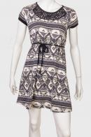 Интересное женское платье с пояском от Barbuda