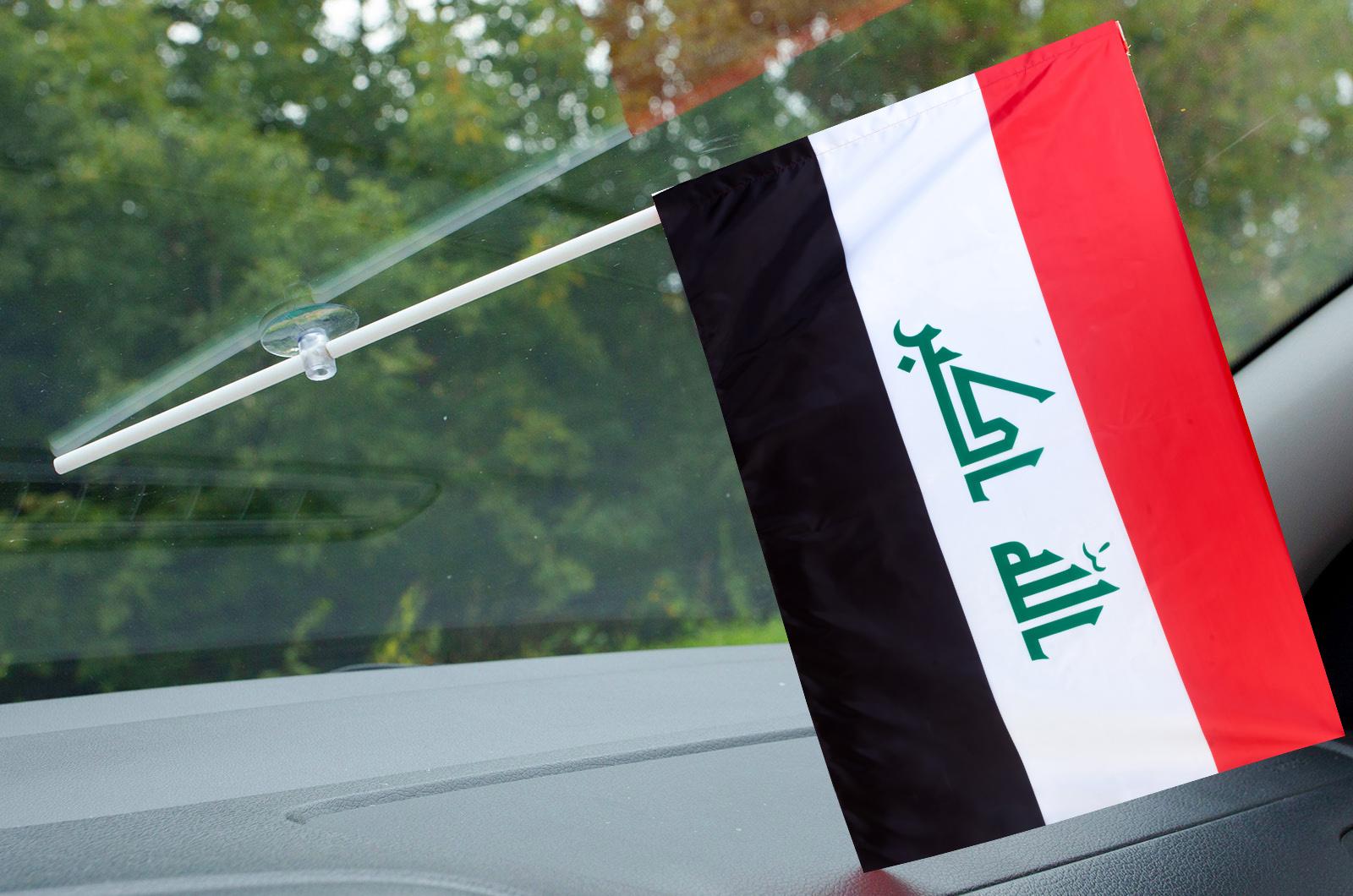 Иракский флажок