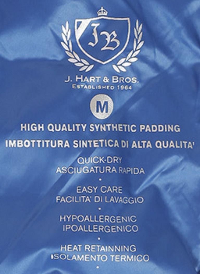 Итальянская мужская куртка от J. HART & BROS