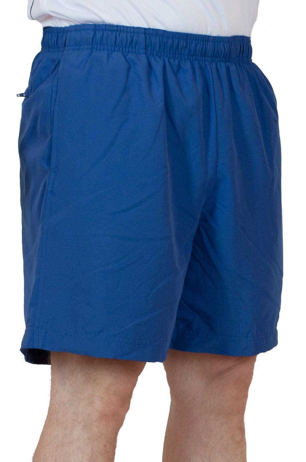 Итальянские шорты для мужчин Fila - вид сбоку