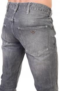 Итальянские мужские слим джинсы