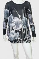 Изящная женская туника с красивым принтом от Collexion Womens Wear