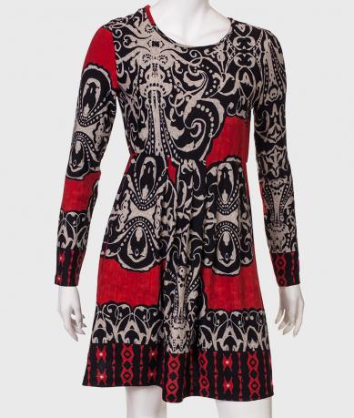 Изящное брендовое платье ANGIE.