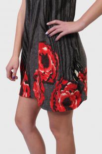 Изящно-сексуальное короткое платье Rana.