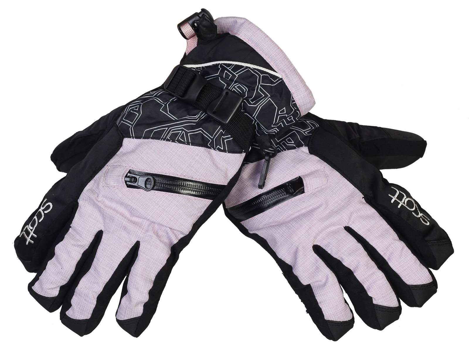 Женские горнолыжные перчатки Scott