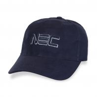 Качественная бейсболка NEC