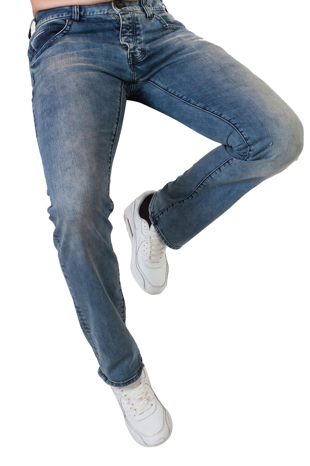 Качественные мужские джинсы – истинная Италия