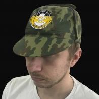 Камо кепка с эмблемой ЛНР «Деникинцы».