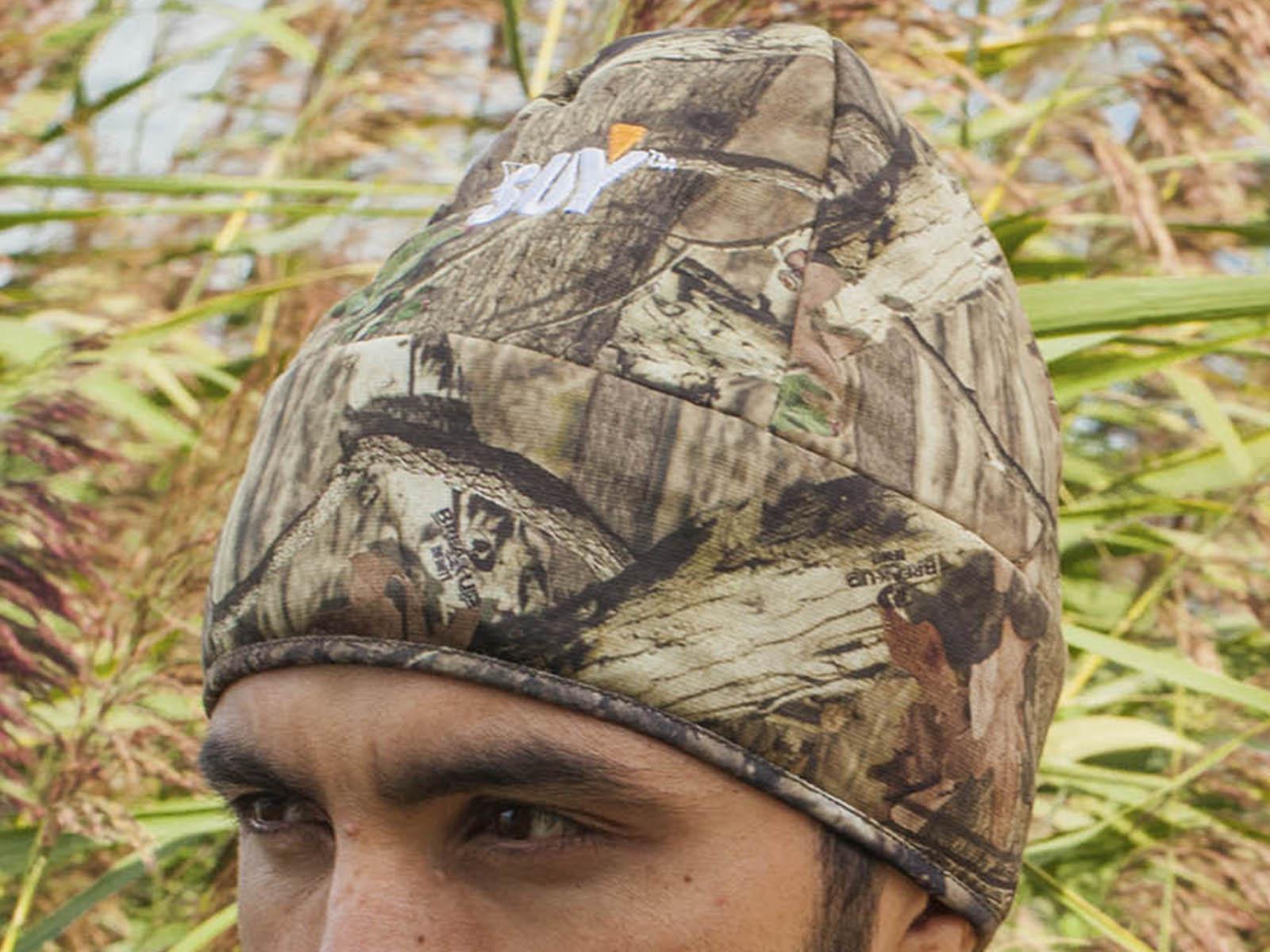 Камуфлированная шапочка SUY™