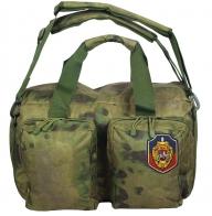 Камуфлированная тактическая сумка с нашивкой УГРО