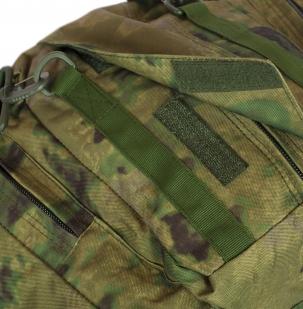 Камуфлированная заплечная сумка с нашивкой Погранвойска - купить в подарок