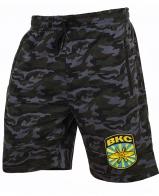 Камуфлированные мужские шорты с нашивкой ВКС