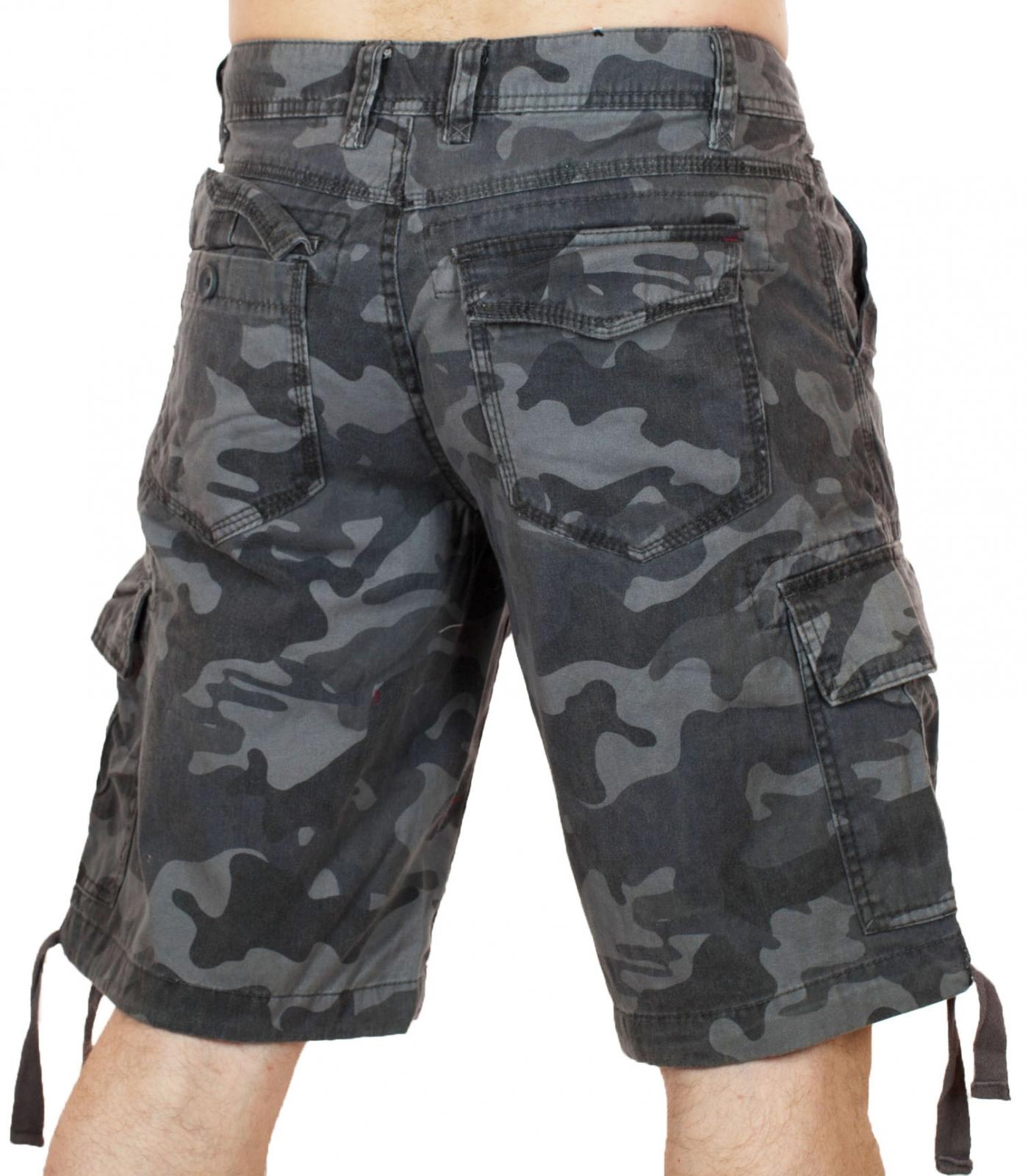 Камуфлированные шорты по низкой цене