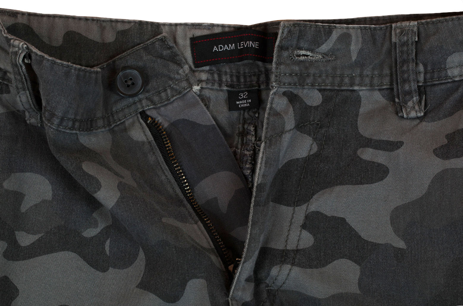 Камуфлированные шорты - купить в интернет-магазине