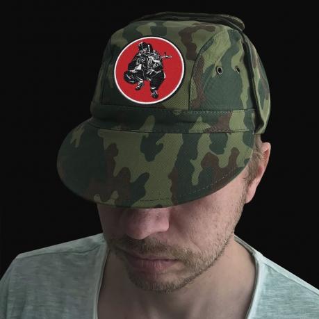 Камуфляжная мужская кепка Страйкбол