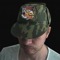 Камуфляжная кепка морского пехотинца