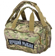 Камуфляжная армейская сумка-рюкзак Лучший Рыбак