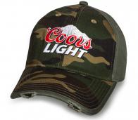 Камуфляжная бейсболка Cooss Light.