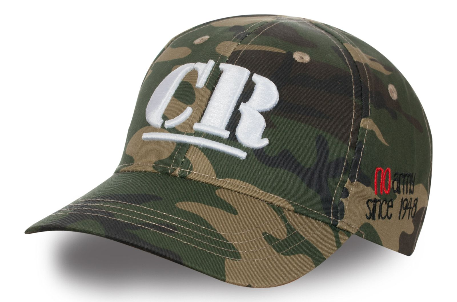 Камуфляжная бейсболка Commando Regiment - купить в интернет-магазине