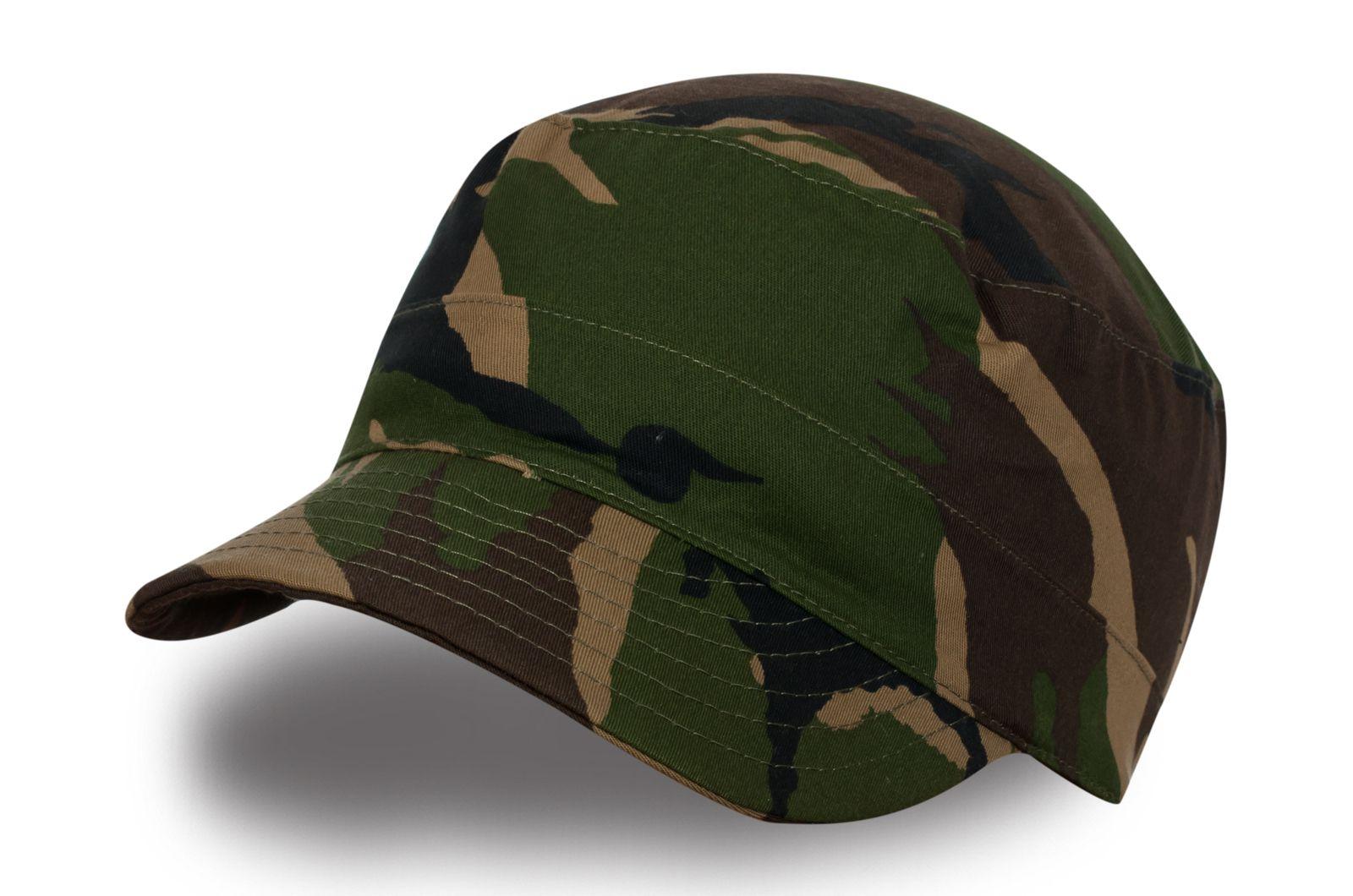 Камуфляжная кепка-немка - купить в интернет-магазине Военпро