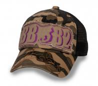 Камуфляжная кепка BADBOY