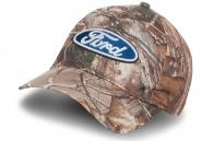 Камуфляжная кепка Ford