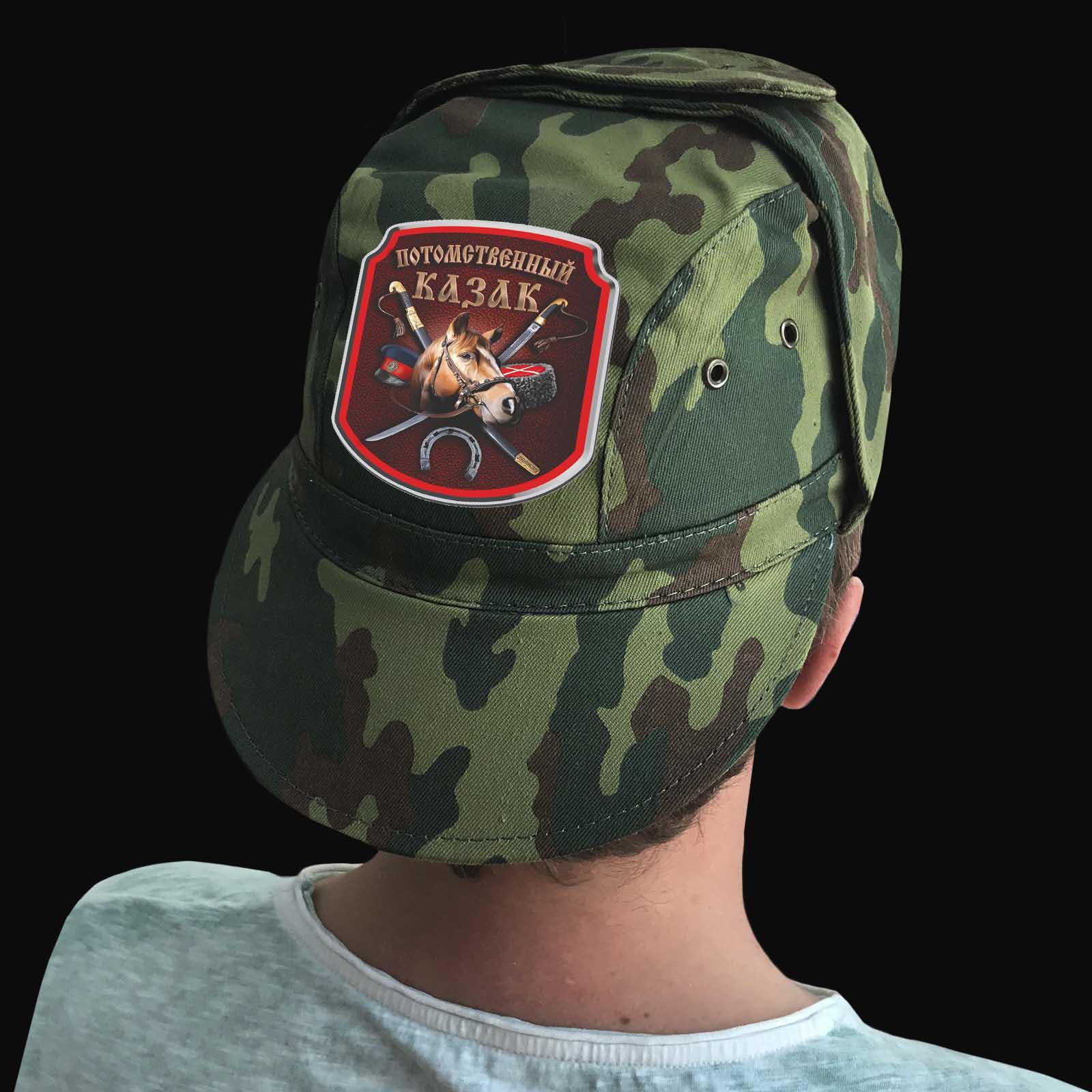 Заказать камуфляжные кепки недорого