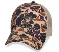 Камуфляжная кепка SURE-SHOT