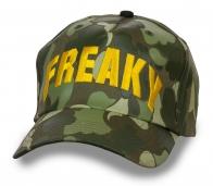 Камуфляжная кепка унисекс Freaky