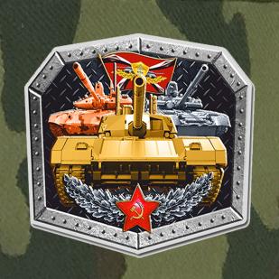 Камуфляжная кепка в подарок танкисту