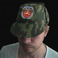 """Камуфляжная кепка """"Военная разведка"""""""