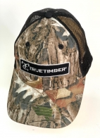 Камуфляжная летняя бейсболка TrueTimber ® с черной сеткой