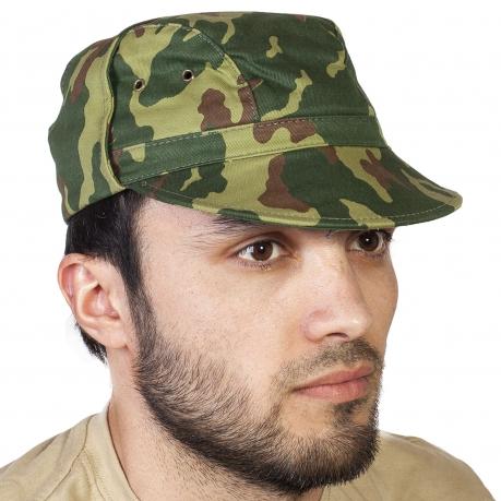 Камуфляжная мужская кепка
