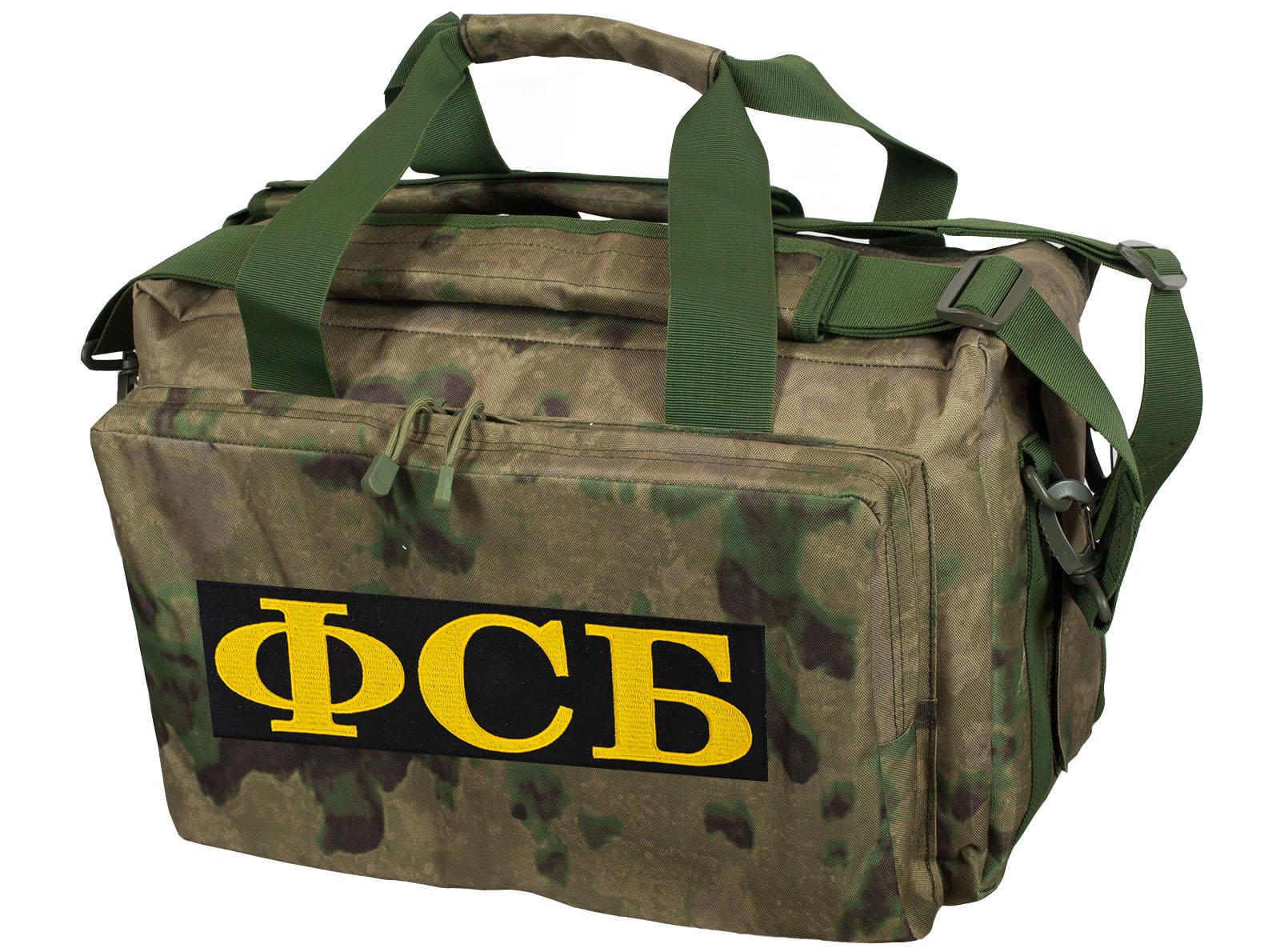 Камуфляжная походная сумка ФСБ