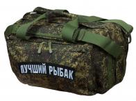 Камуфляжная походная сумка Лучший Рыбак