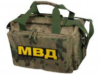 Камуфляжная походная сумка МВД