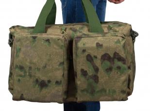 Камуфляжная походная сумка Рожден в СССР - купить оптом