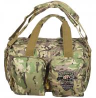 Камуфляжная полевая сумка-рюкзак