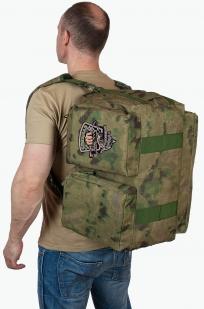 Камуфляжная полевая сумка с нашивкой Рыболовных войск купить оптом