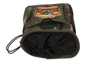 Камуфляжная поясная сумка с нашивкой Русская Охота - купить выгодно