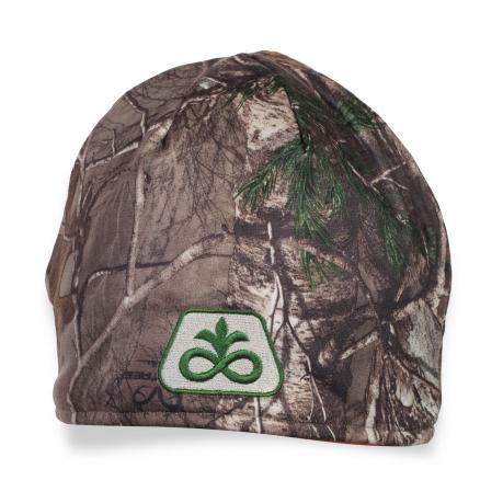 Камуфляжная шапка охотника