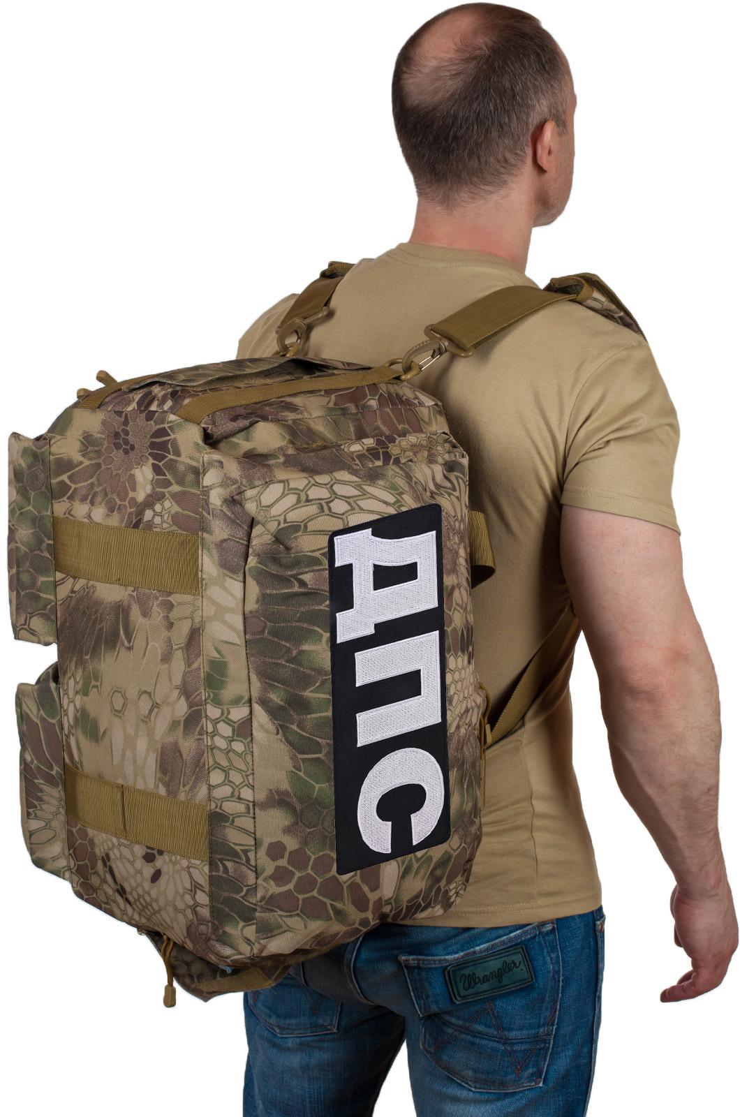 Купить камуфляжную сумку для походов ДПС  по лучшей цене онлайн