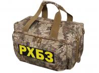Камуфляжная сумка для походов РХБЗ