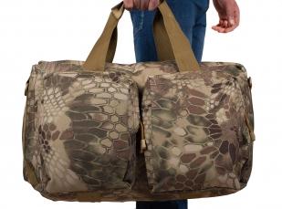 Камуфляжная сумка для походов РХБЗ - заказать с доставкой