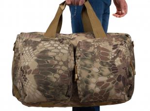 Камуфляжная сумка для походов Рожден в СССР - купить в подарок