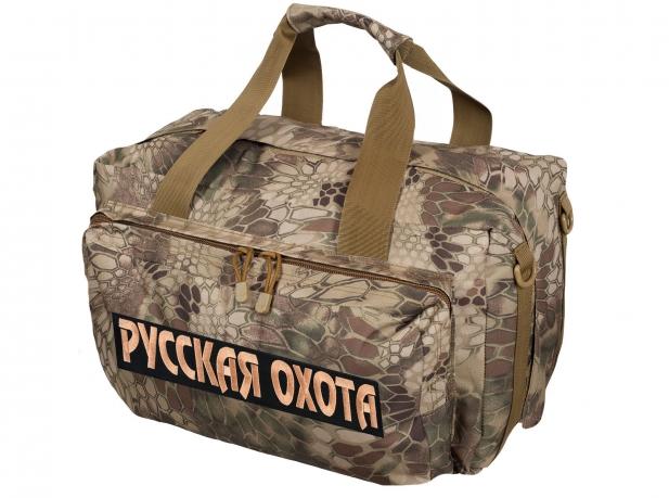 Камуфляжная сумка для походов Русская Охота - купить но низкой цене